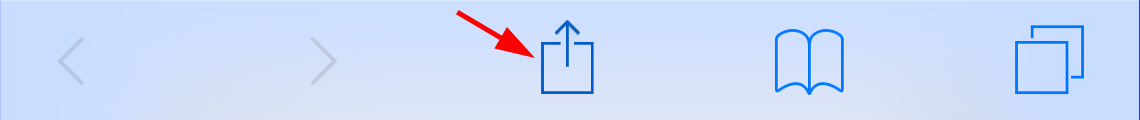 iOS Erklärung PWA